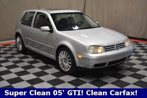 2005 Volkswagen GTI for sale at Vorderman Imports in Fort Wayne IN