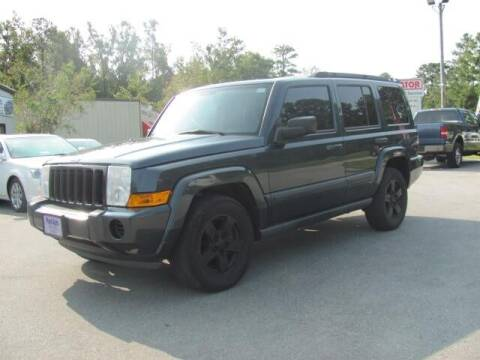 2007 Jeep Commander for sale at Pure 1 Auto in New Bern NC