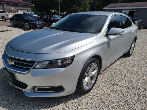 2014 Chevrolet Impala for sale at Davidson Auto Deals in Syracuse IN