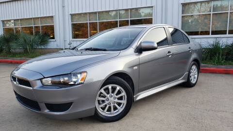 2014 Mitsubishi Lancer for sale at Houston Auto Preowned in Houston TX