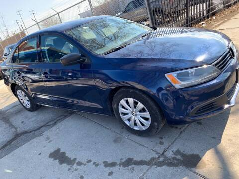 2012 Volkswagen Jetta for sale at Square Business Automotive in Milwaukee WI
