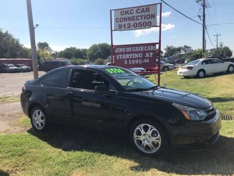 2009 Ford Focus for sale at OKC CAR CONNECTION in Oklahoma City OK