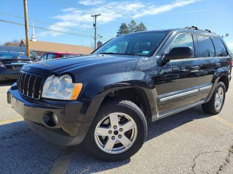2007 Jeep Grand Cherokee for sale at J's Auto Exchange in Derry NH