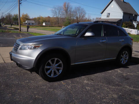 2008 Infiniti FX35 for sale at Lou Ferraras Auto Network in Youngstown OH