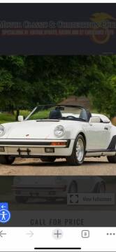 1989 Porsche 911 for sale at Advantage Auto Brokers in Hasbrouck Heights NJ