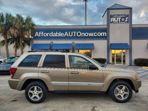 2006 Jeep Grand Cherokee for sale at Affordable Autos in Houma LA