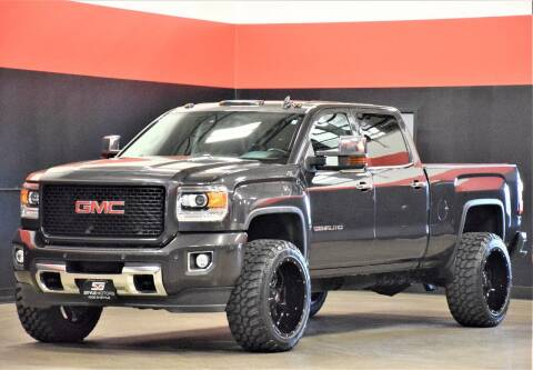 2016 GMC Sierra 2500HD for sale at Style Motors LLC in Hillsboro OR