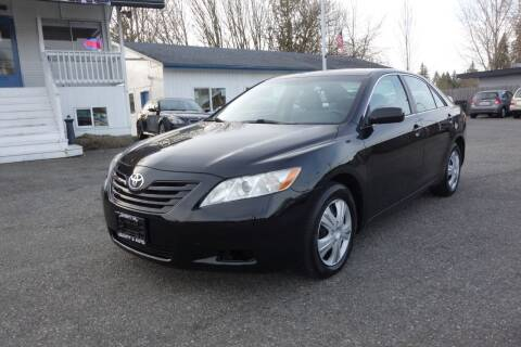 2009 Toyota Camry for sale at Leavitt Auto Sales and Used Car City in Everett WA