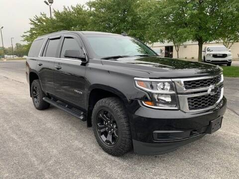 2018 Chevrolet Tahoe for sale at Dunn Chevrolet in Oregon OH