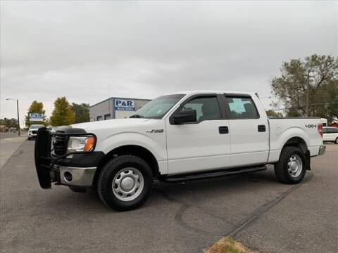 2013 Ford F-150 for sale at P & R Auto Sales in Pocatello ID