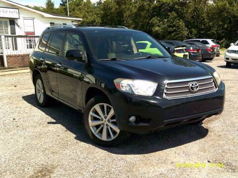 2008 Toyota Highlander Hybrid for sale at Let's Go Auto Of Columbia in West Columbia SC