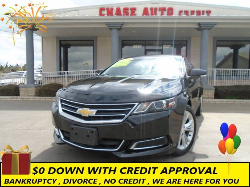 2015 Chevrolet Impala for sale at Chase Auto Credit in Oklahoma City OK