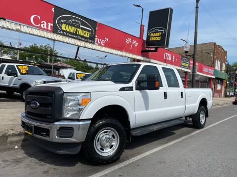 2016 Ford F-350 Super Duty for sale at Manny Trucks in Chicago IL