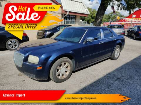 2006 Chrysler 300 for sale at Advance Import in Tampa FL