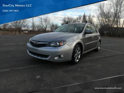 2011 Subaru Impreza for sale at StarCity Motors LLC in Garden City ID