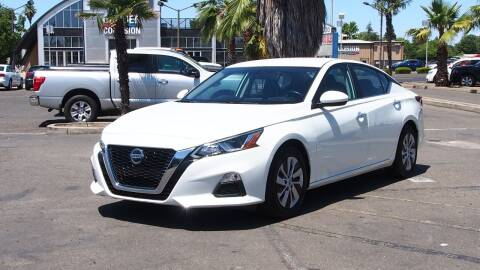 2019 Nissan Altima for sale at Okaidi Auto Sales in Sacramento CA