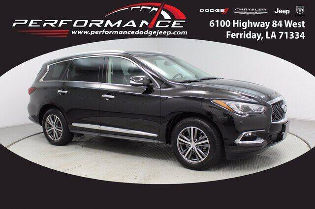 2017 Infiniti QX60 for sale at Performance Dodge Chrysler Jeep in Ferriday LA