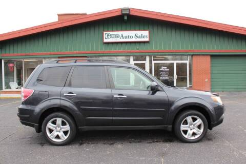 2010 Subaru Forester for sale at Gentry Auto Sales in Portage MI
