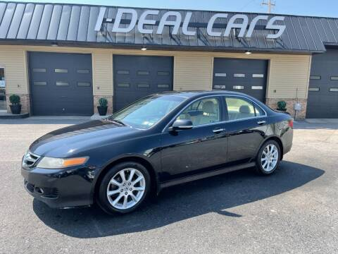 2008 Acura TSX for sale at I-Deal Cars in Harrisburg PA