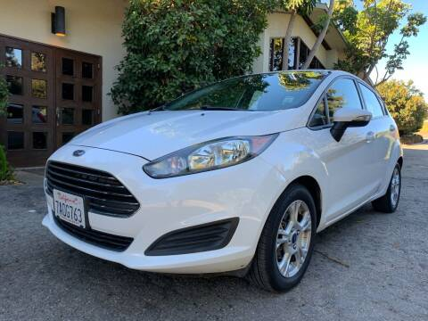 2014 Ford Fiesta for sale at Santa Barbara Auto Connection in Goleta CA