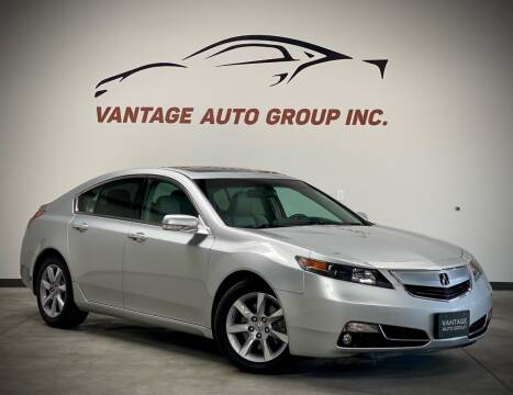 2014 Acura TL for sale at Vantage Auto Group Inc in Fresno CA