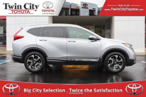 2017 Honda CR-V for sale at Twin City Toyota in Herculaneum MO