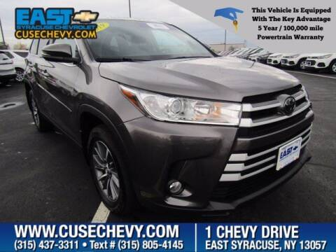2019 Toyota Highlander for sale at East Syracuse Performance Sales & Service in Syracuse NY