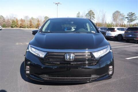 2022 Honda Odyssey for sale at Southern Auto Solutions - Lou Sobh Honda in Marietta GA