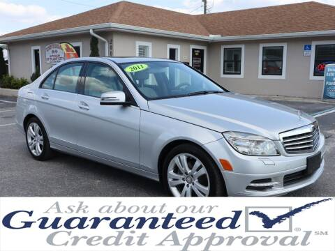 2011 Mercedes-Benz C-Class for sale at Universal Auto Sales in Plant City FL