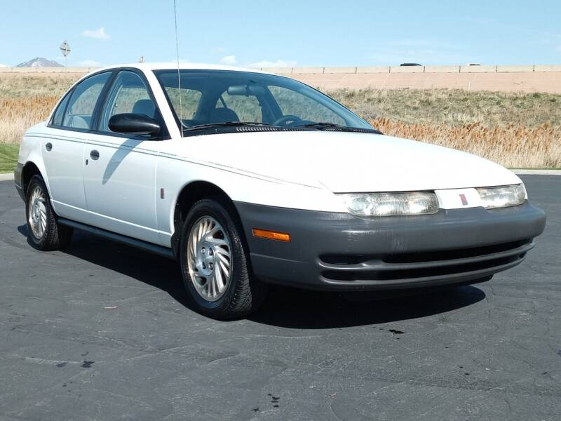 1996 Saturn S-Series for sale at AUTOMOTIVE SOLUTIONS in Salt Lake City UT