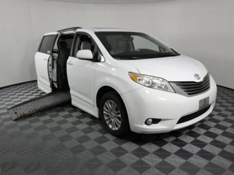 2011 Toyota Sienna for sale at AMS Vans in Tucker GA