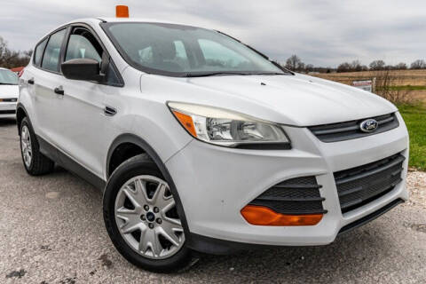 2013 Ford Escape for sale at Fruendly Auto Source in Moscow Mills MO