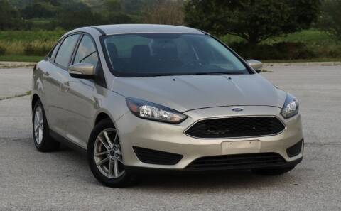 2017 Ford Focus for sale at Big O Auto LLC in Omaha NE