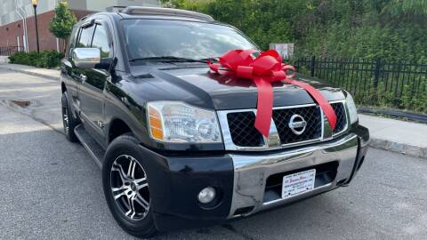 2007 Nissan Armada for sale at Speedway Motors in Paterson NJ