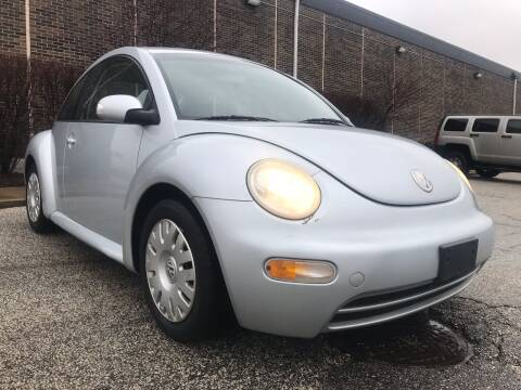 2004 Volkswagen New Beetle for sale at Classic Motor Group in Cleveland OH