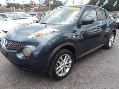 2011 Nissan JUKE for sale at AUTO IMAGE PLUS in Tampa FL