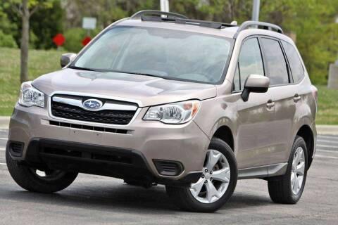 2016 Subaru Forester for sale at MGM Motors LLC in De Soto KS