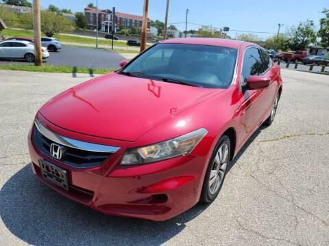 2012 Honda Accord for sale at Auto Hub in Grandview MO