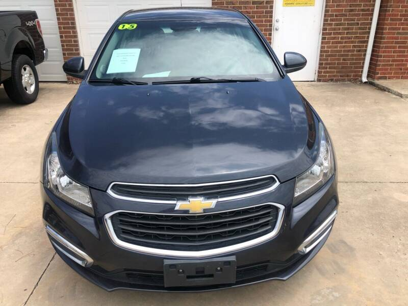 2015 Chevrolet Cruze for sale at Moore Imports Auto in Moore OK