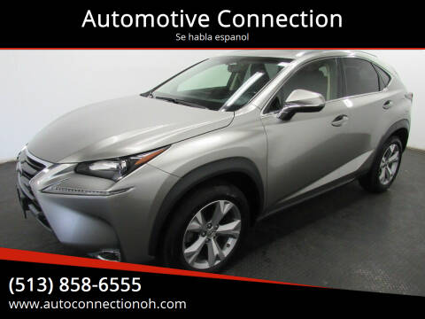 2017 Lexus NX 200t for sale at Automotive Connection in Fairfield OH