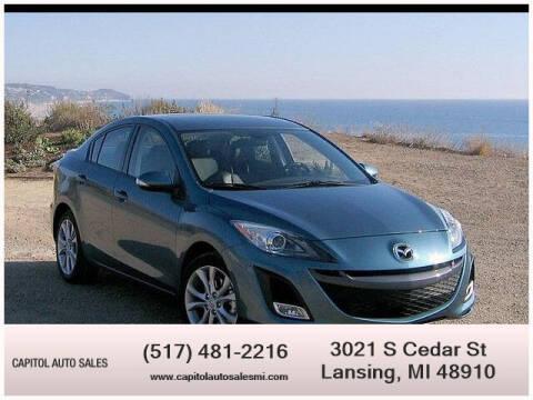 2010 Mazda MAZDA3 for sale at Capitol Auto Sales in Lansing MI