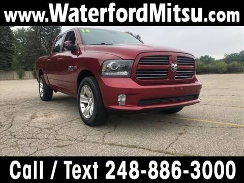 2014 RAM Ram Pickup 1500 for sale at Lasco of Waterford in Waterford MI
