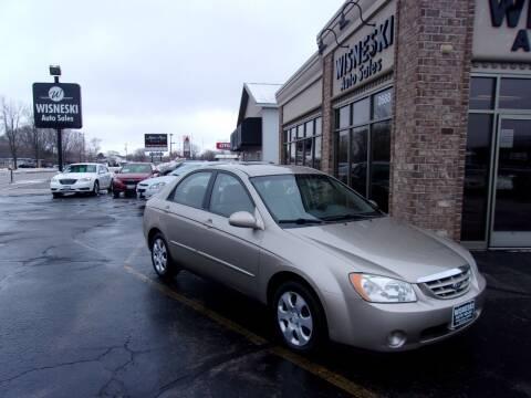 2006 Kia Spectra for sale at Wisneski Auto Sales, Inc. in Green Bay WI