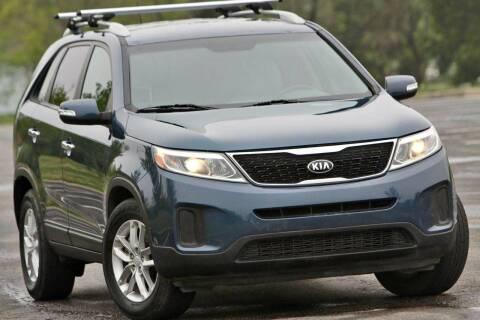 2015 Kia Sorento for sale at MGM Motors LLC - Hail Sale in De Soto KS
