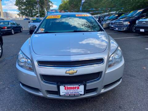 2011 Chevrolet Malibu for sale at Elmora Auto Sales in Elizabeth NJ