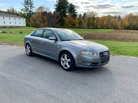 2006 Audi A4 for sale at ds motorsports LLC in Hudson NH