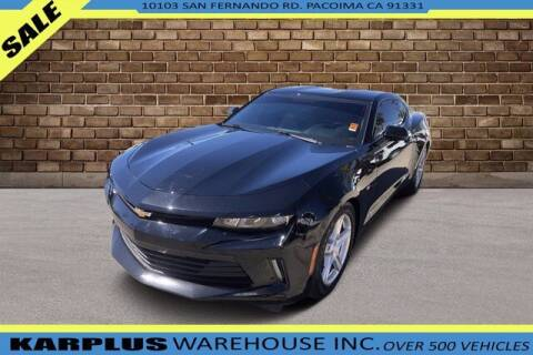 2017 Chevrolet Camaro for sale at Karplus Warehouse in Pacoima CA