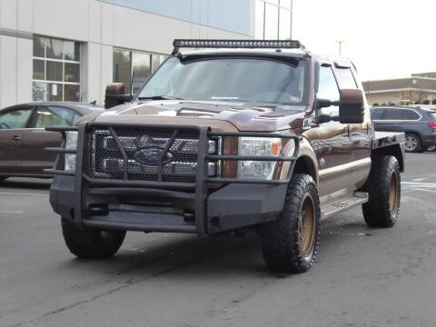 2011 Ford F-250 Super Duty for sale at Loudoun Motor Cars in Chantilly VA