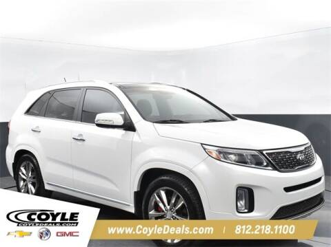 2014 Kia Sorento for sale at COYLE GM - COYLE NISSAN - New Inventory in Clarksville IN