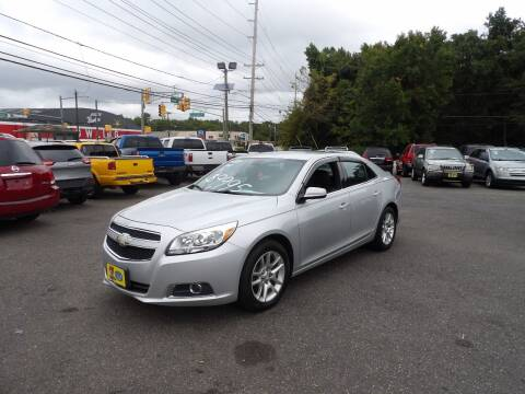 2013 Chevrolet Malibu for sale at United Auto Land in Woodbury NJ